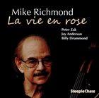 MIKE RICHMOND La Vie En Rose album cover