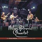 MILAN PETROVIĆ Milan Petrović Quartet, Bruno Mičetić : Live @ Nisville Jazz Festival 2014 album cover