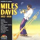 MILES DAVIS 1957 - 1958 album cover