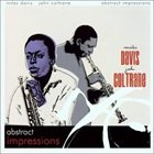 MILES DAVIS Abstract Impressions album cover