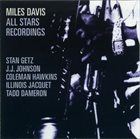 MILES DAVIS All Stars Recordings album cover