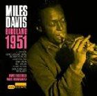 MILES DAVIS Birdland 1951 album cover