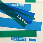 MILES DAVIS Blue Haze album cover