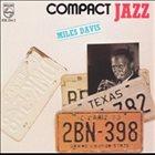 MILES DAVIS Compact Jazz album cover