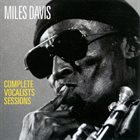 MILES DAVIS Complete Vocalists Sessions album cover