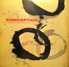 MILES DAVIS Conception (with Stan Getz, Lee Konitz) album cover