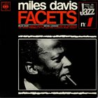 MILES DAVIS Facets (CBS France) album cover