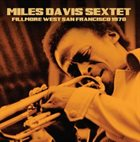 MILES DAVIS Fillmore West, San Francisco, 1970 album cover