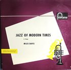 MILES DAVIS Jazz Of Modern Times 2. Folge album cover