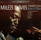 MILES DAVIS — Kind of Blue album cover