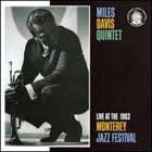 MILES DAVIS Live at the 1963 Monterey Jazz Festival album cover
