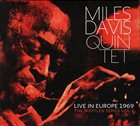 MILES DAVIS Live in Europe 1969: The Bootleg Series Vol. 2 album cover