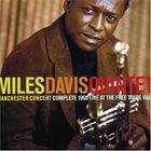 MILES DAVIS Manchester Concert album cover