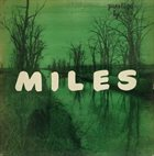 MILES DAVIS Miles (aka The Original Quintet (First Recording aka The New Miles Davis Quintet)) album cover