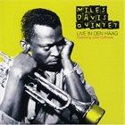 MILES DAVIS Miles Davis Quintet* Featuring John Coltrane : Live In Den Haag album cover