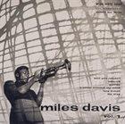 MILES DAVIS Miles Davis, Volume 1 (RVG Edition) album cover