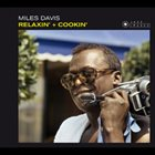 MILES DAVIS Relaxin' + Cookin' album cover