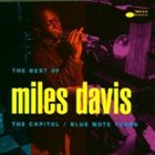 MILES DAVIS The Best of Miles Davis: The Capitol/Blue Note Years album cover