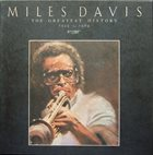 MILES DAVIS The Greatest History: 1955-1969 album cover