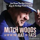 MITCH WOODS A Tip Of The Hat To Fats album cover
