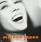 MONDAY MICHIRU Maiden Japan album cover