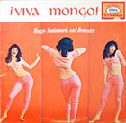 MONGO SANTAMARIA ¡Viva Mongo! album cover