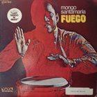 MONGO SANTAMARIA Fuego album cover