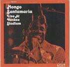 MONGO SANTAMARIA Live At Yankee Stadium album cover
