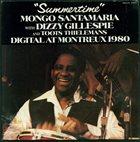 MONGO SANTAMARIA Mongo Santamaria With Dizzy Gillespie And Toots Thielemans :