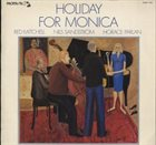 MONICA ZETTERLUND Holiday for Monica (aka For Lester And Billie (A Tribute To Lester Young And Billie Holiday)) album cover