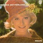 MONICA ZETTERLUND Make Mine Swedish Style album cover