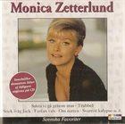 MONICA ZETTERLUND Svenska favoriter album cover