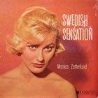 MONICA ZETTERLUND Swedish Sensation album cover