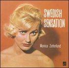 MONICA ZETTERLUND Swedish Sensation! The Complete Columbia Recordings 1958-1960 album cover