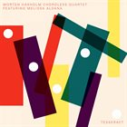 MORTEN HAXHOLM Morten Haxholm Chordless Quartet : Tesseract album cover