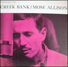 MOSE ALLISON Creek Bank album cover