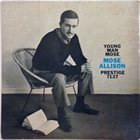 MOSE ALLISON Young Man Mose album cover