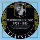 MOUND CITY BLUE BLOWERS The Chonogical Classics: Mound City Blue Blowers 1935-39 album cover
