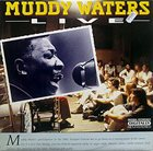 MUDDY WATERS Live album cover