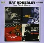 NAT ADDERLEY Four Classic Albums album cover