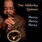 NAT ADDERLEY Mercy, Mercy Mercy album cover