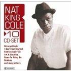 NAT KING COLE 10 CD-Set album cover