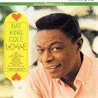 NAT KING COLE L-O-V-E album cover