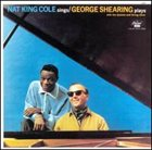 NAT KING COLE Nat King Cole Sings, George Shearing Plays album cover