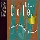 NAT KING COLE Rockin' Boppin' & Blues album cover