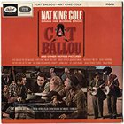 NAT KING COLE Sing His Songs From Cat Ballou album cover