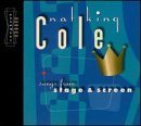 NAT KING COLE Songs From Stage & Screen album cover