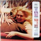 NAT KING COLE Wild Is Love album cover