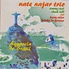 NATE NAJAR Aquarela Do Brasil album cover