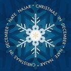 NATE NAJAR Christmas in December album cover